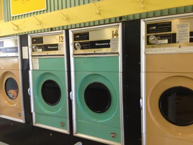 Miss V loves Retro laundry