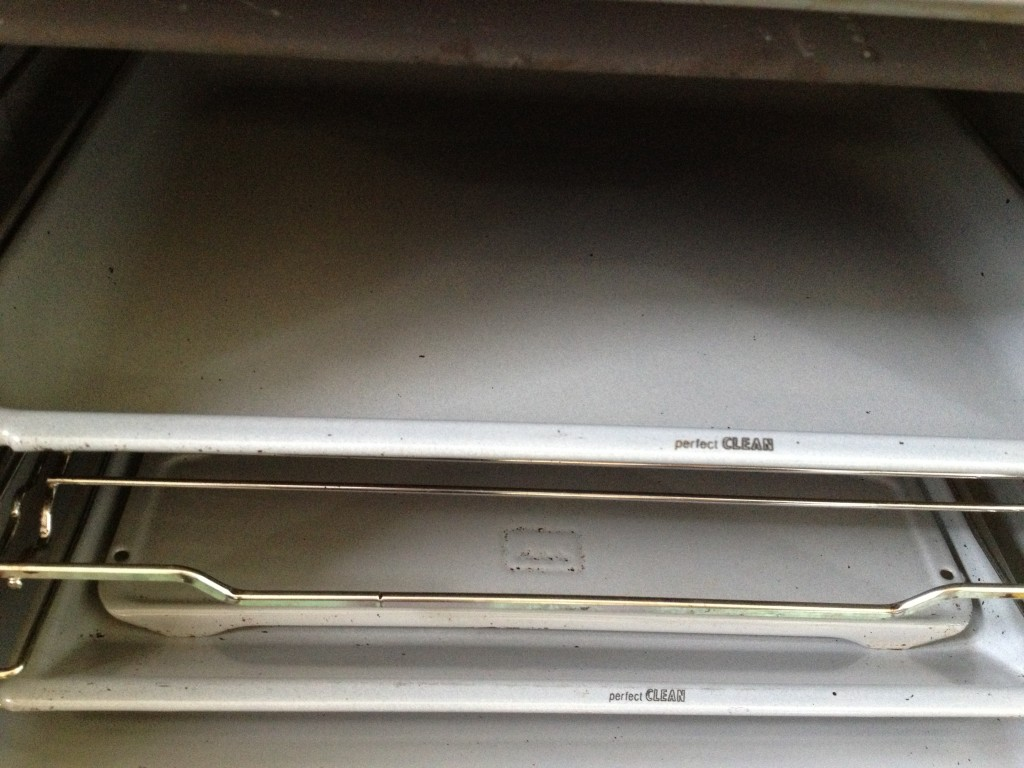 oven racks after